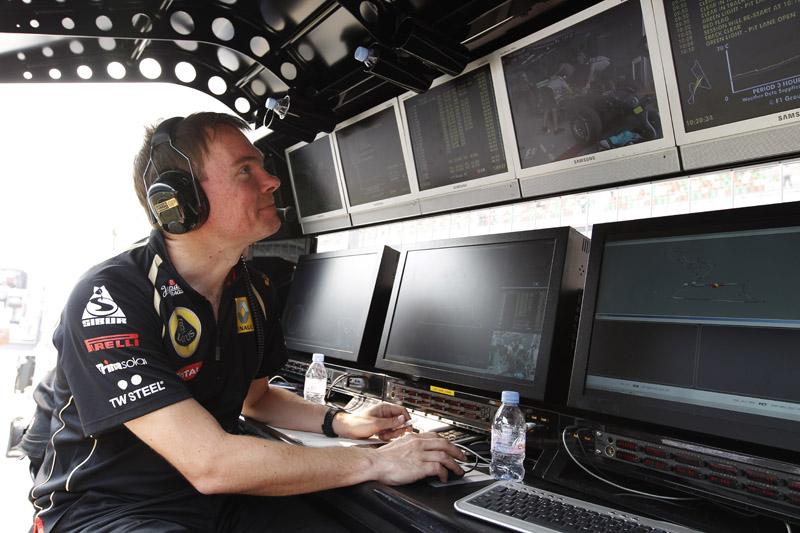 Alan Permane reconhece que há muito trabalho pela frente na Lotus