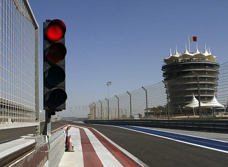Corrida do Bahrein não foi realizada em 2011