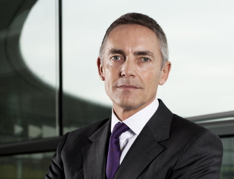 Martin Whitmarsh já havia liderado a FOTA no ano passado