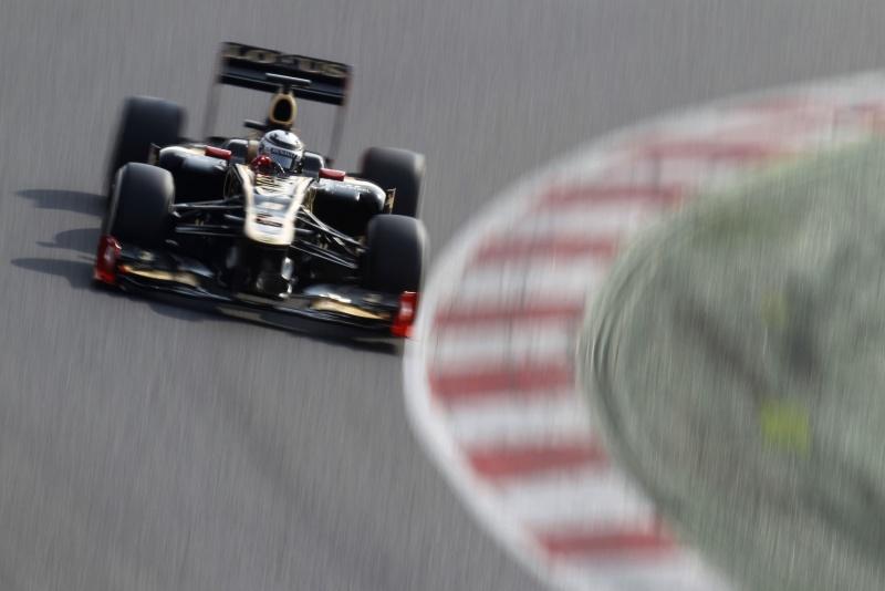 O tempo de Kimi Raikkonen foi mais de dois décimos de segundo superior ao do 2º colocado na sessão