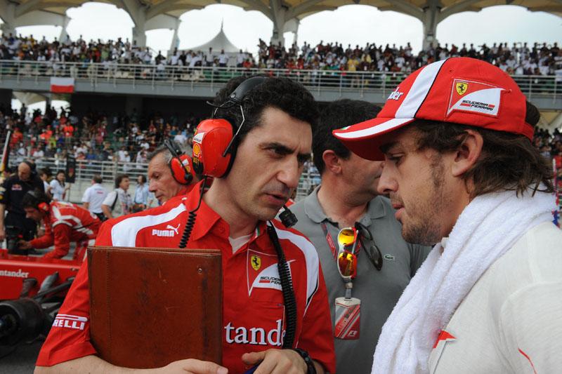 Alonso fugiu da polêmica ao comentar sobre punição:
