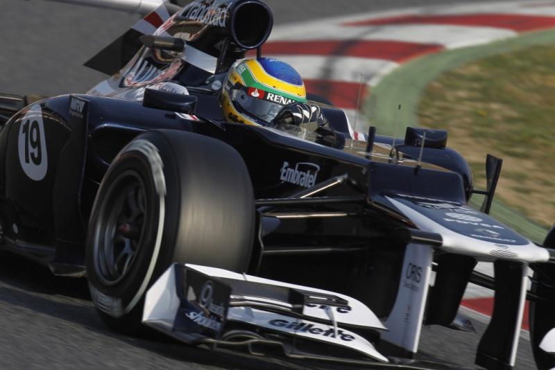 Senna larga em 14º na Austrália