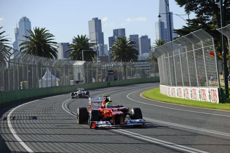 Massa foi pressionado por rivais a corrida toda