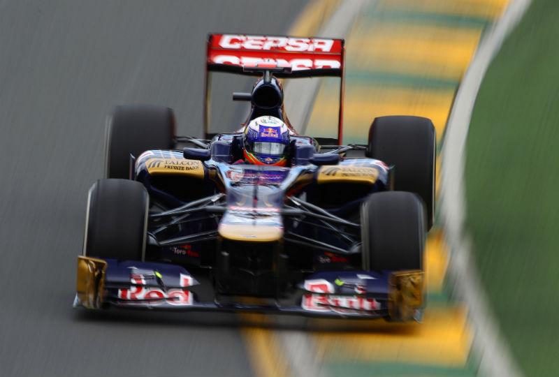 Ricciardo acha que poderia ter ido melhor sem problemas na largada