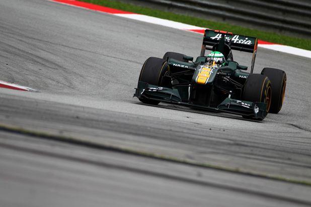 Lotus admite que precisa melhorar na classificação