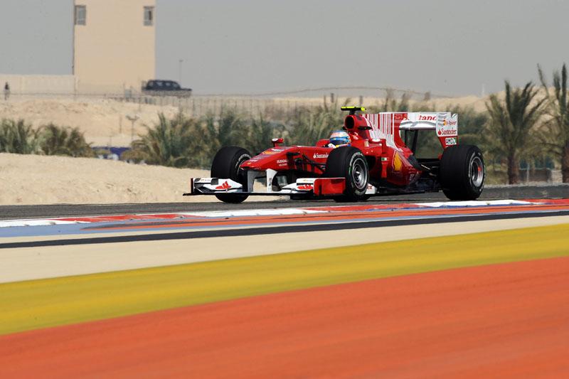 Último GP no Bahrein foi disputado em 2010