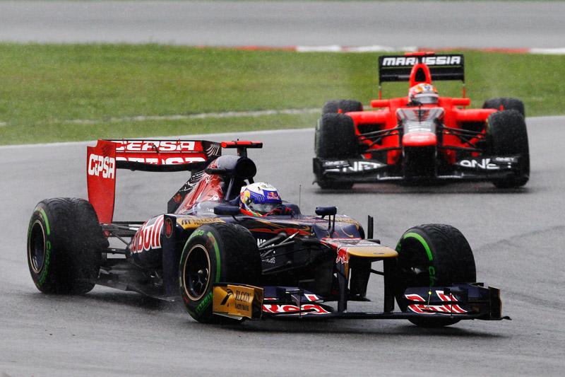 Ricciardo foi quem mais ultrapassou até agora