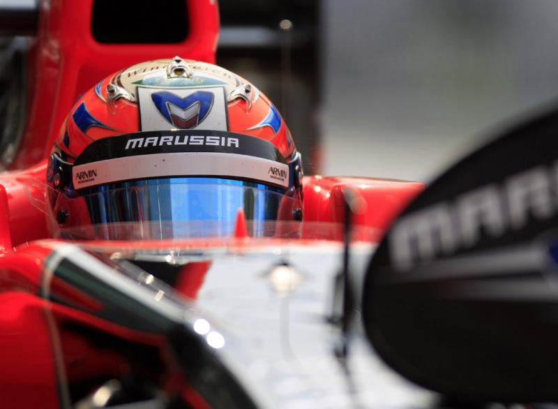 Marussia tentou se preparar bem para a corrida