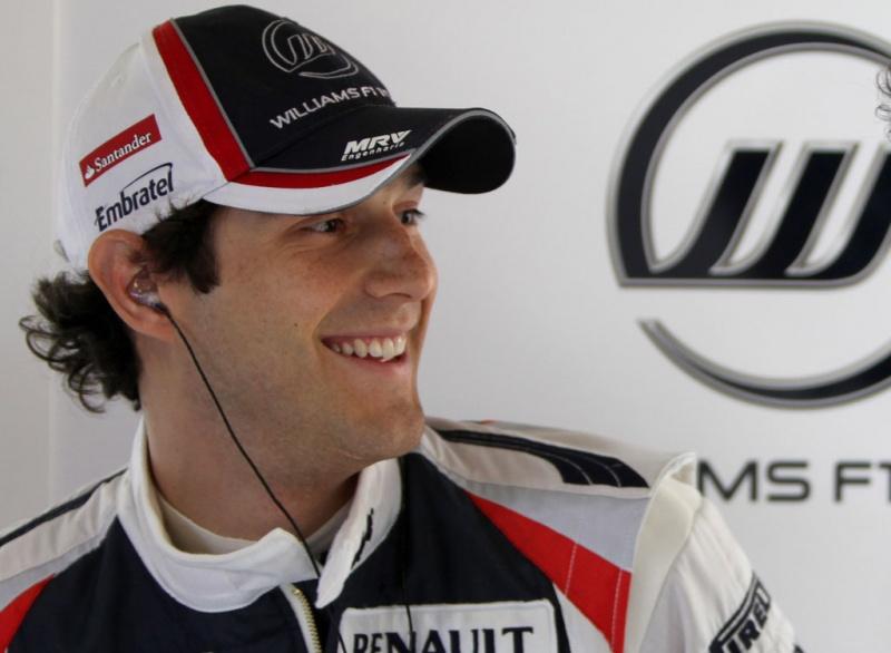 Senna é só sorrisos