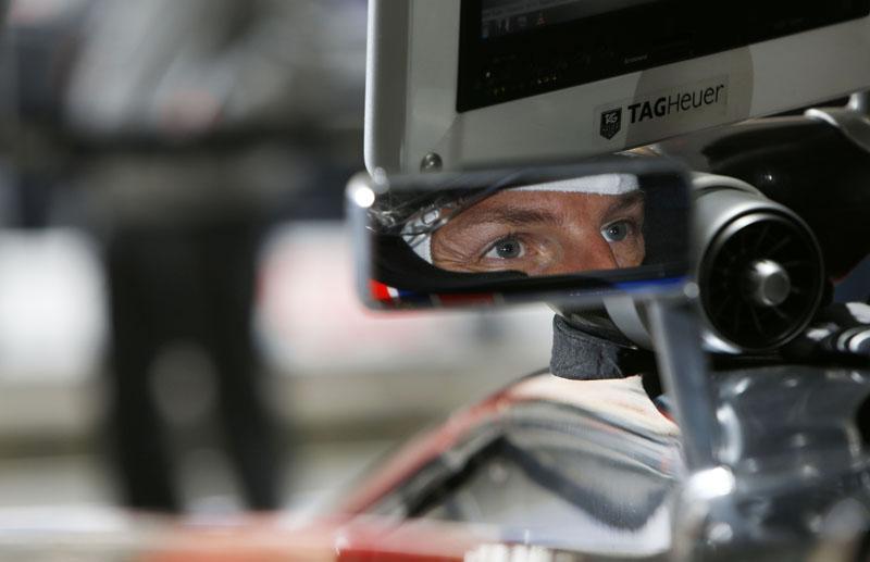 Button é vice-líder do campeonato