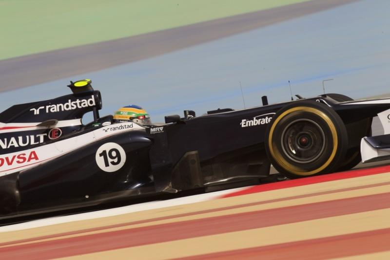 Senna superou o companheiro pela primeira vez no ano