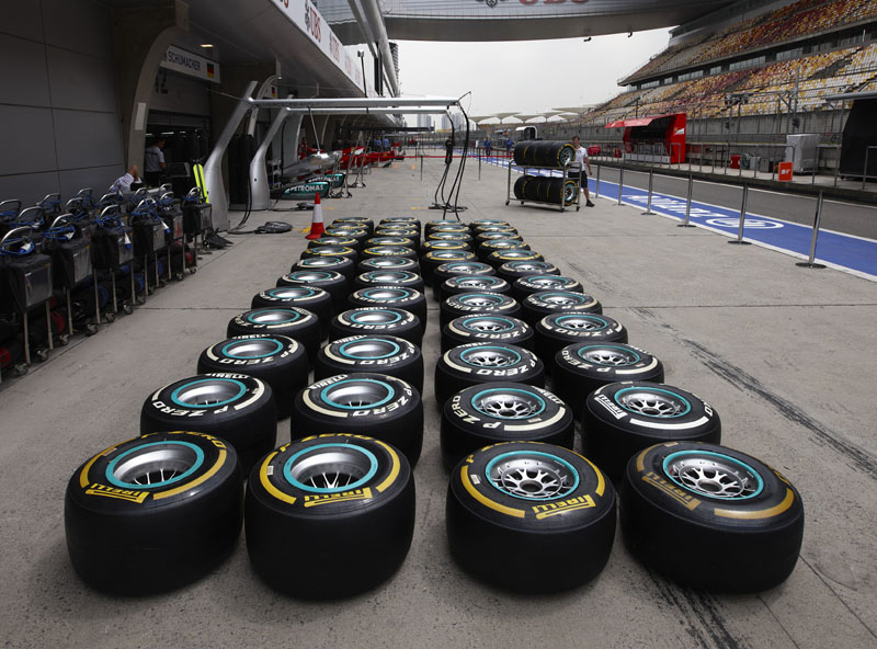 Degradação de pneus foi o assunto do final do semana, na pista