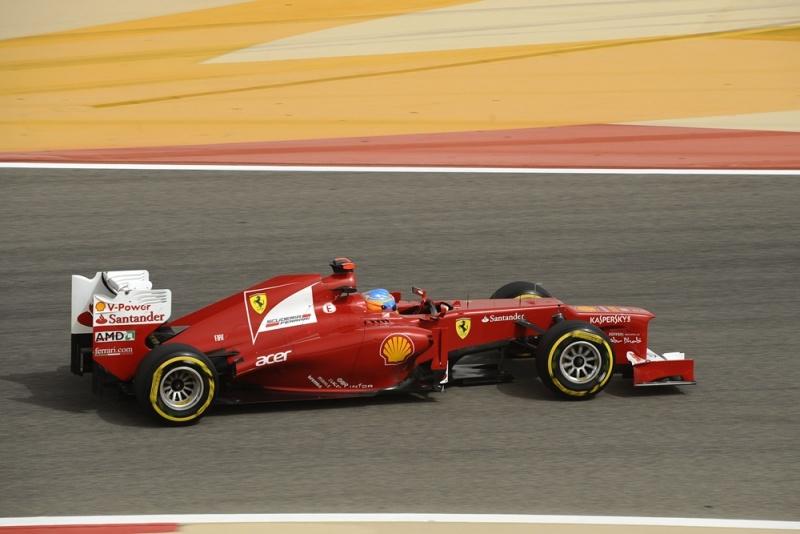 Alonso só acredita estar perto dos rivais a partir de Barcelona