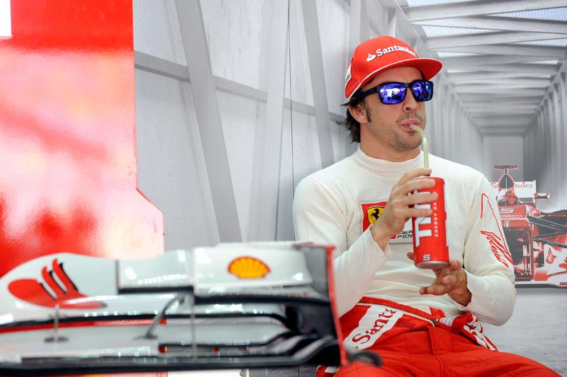 Alonso é quinto no campeonato
