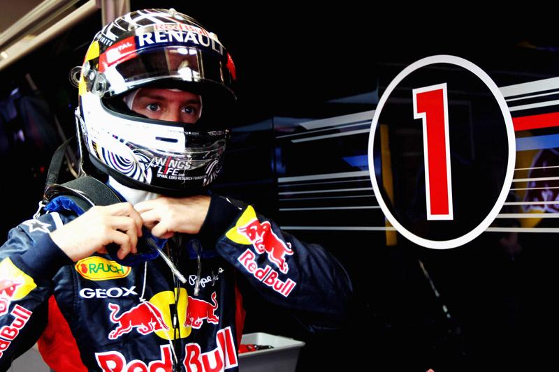 Vettel foi o mais rápido da manhã