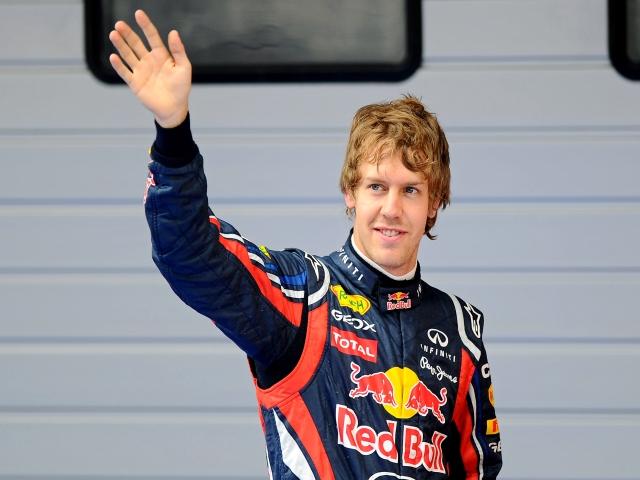 Alemão ficou 715 milésimos à frente de Jenson Button
