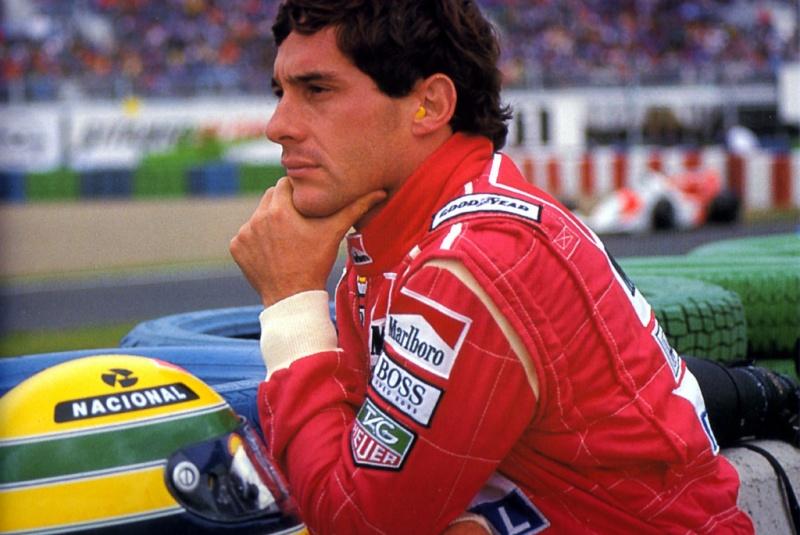 Senna poderá voltar para as telonas