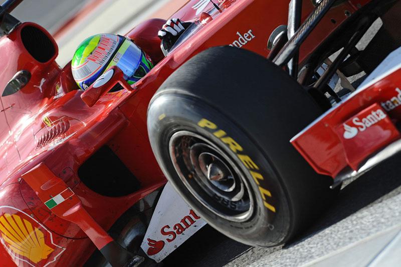 Pirelli vai continuar com os compostos duro e macio nas próximas duas corridas