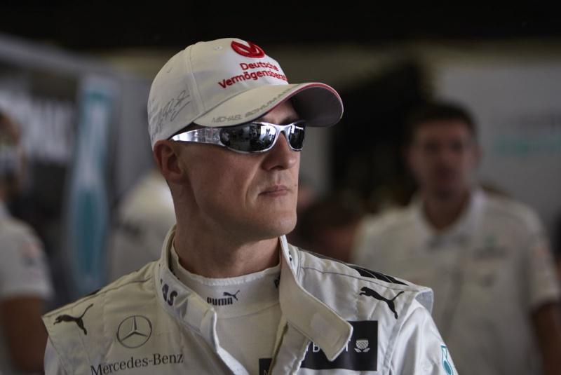 Schumacher está em situação complicada para Mônaco