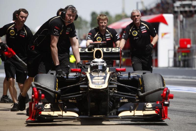Lotus pode ser a sexta equipe diferente a vencer neste ano