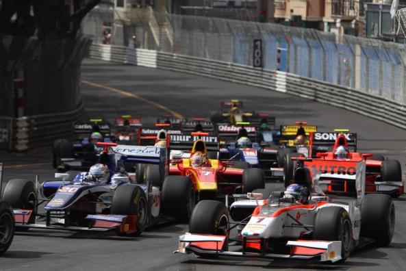 A GP2 terá mudanças em Mônaco