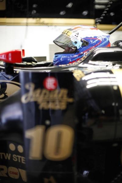 Petrov conseguiu marcar os únicos pontos da Renault no GP da China