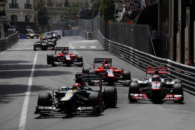 Kovalainen segurou a McLaren de Button