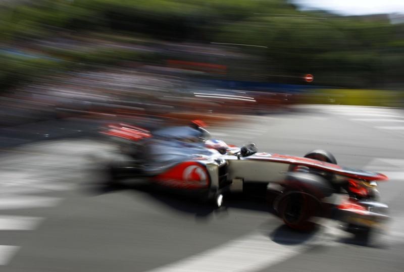Button não foi bem em Monte Carlo