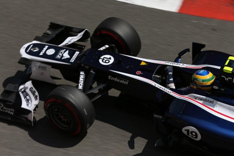Senna foi o 10º em Mônaco