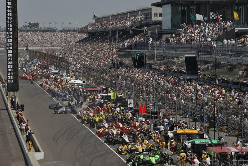 A temporada da IndyCar em números
