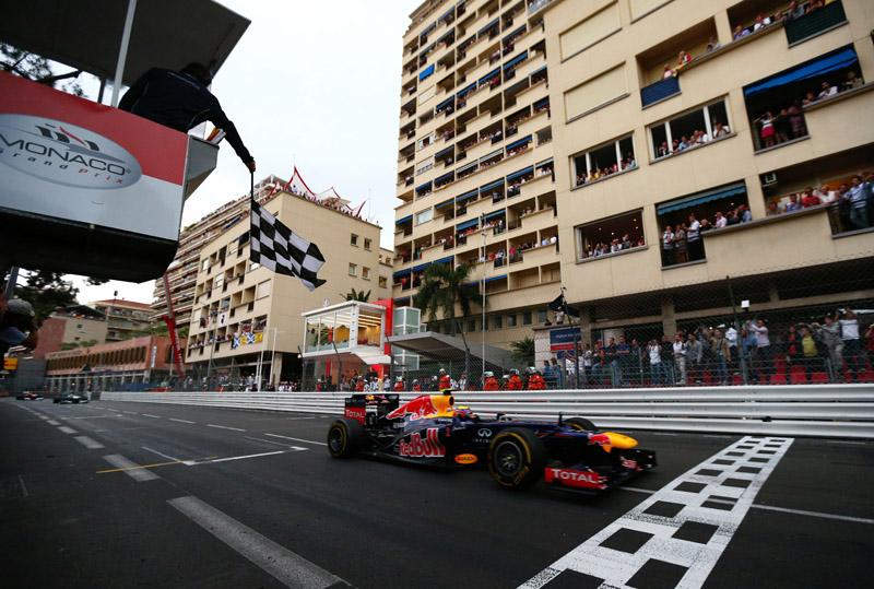 Webber foi, em Mônaco, o sexto vencedor do ano