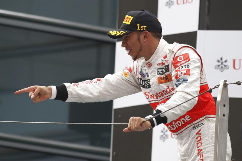 Hamilton foi brilhante, mas também deve muito à equipe pela vitória de domingo