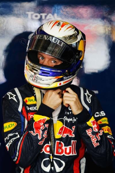 Vettel espera ver a Red Bull dominante na Turquia