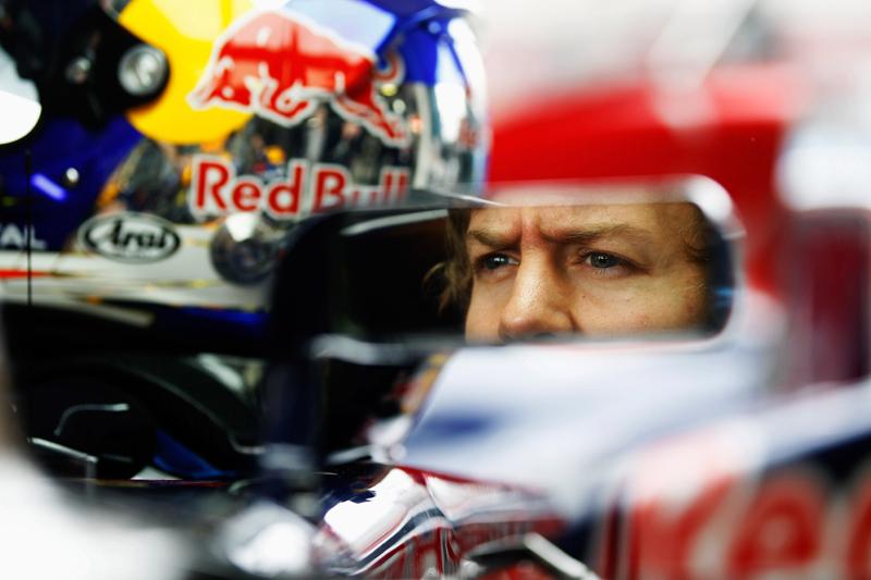 Sebastian Vettel é o atual líder do campeonato