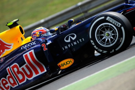 Os pneus duros foram usados pela última vez  em Silverstone