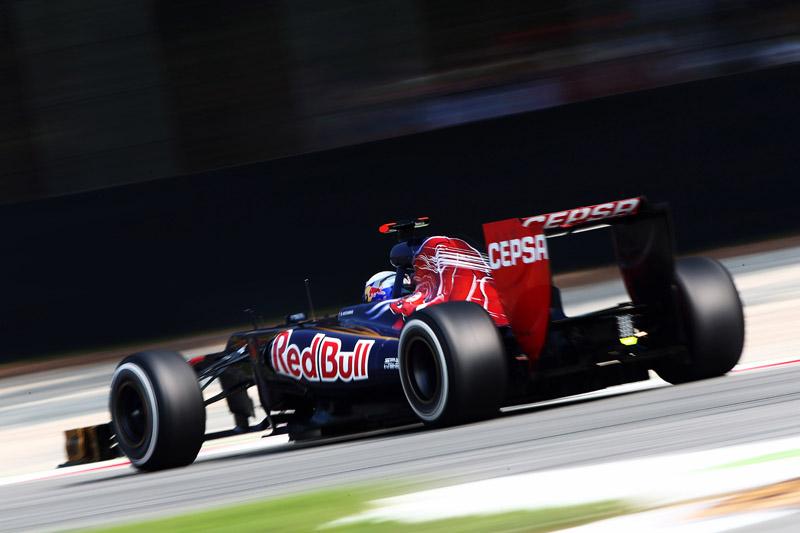 Ricciardo esteve nos pontos até a última curva