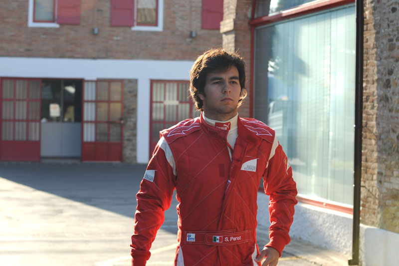 Perez é membro da Academia de Pilotos da Ferrari