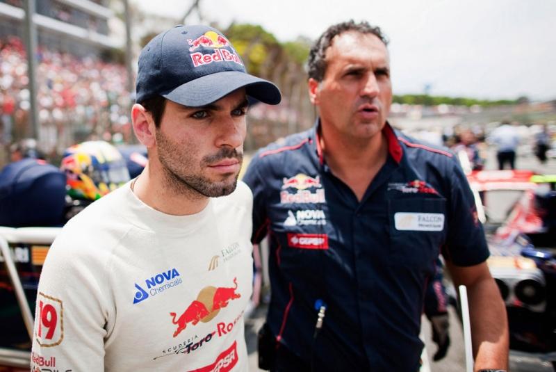 Jaime foi piloto Toro Rosso até ano passado
