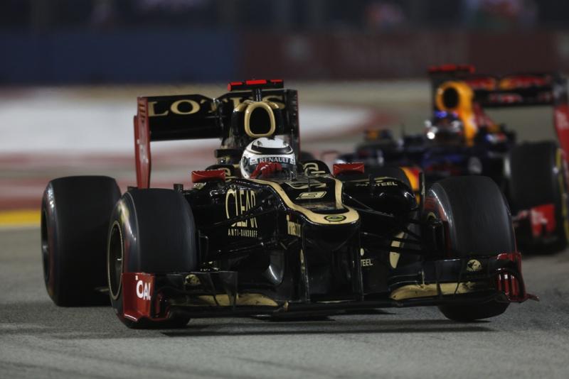 Ritmo de corrida de Kimi agrada Boullier