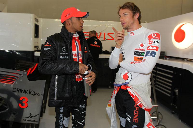 McLaren está preocupada com a aproximação dos rivais
