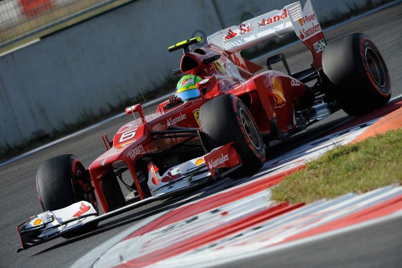 Massa teve ótimo desempenho na Coreia