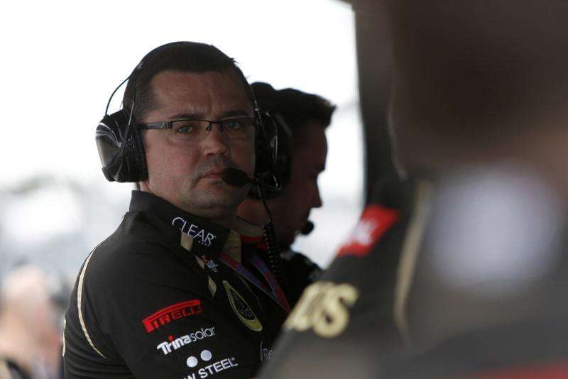 Boullier durante GP do Japão