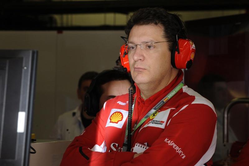 Nikolas Tombazis, projetista da Ferrari