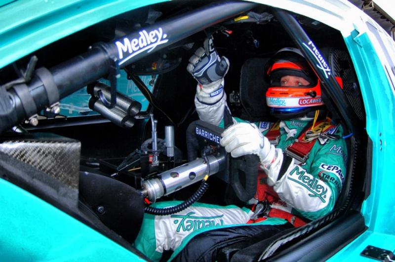 Barrichello na Stock Car
