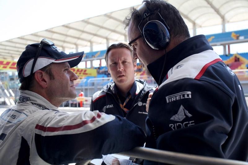 Para Barrichello, principal problema do carro é a aerodinâmica