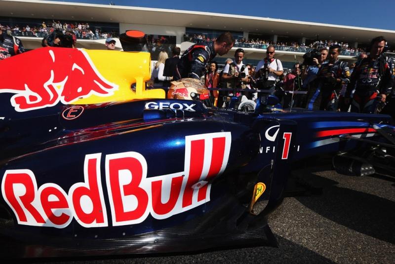 Red Bull é o foco da Renault