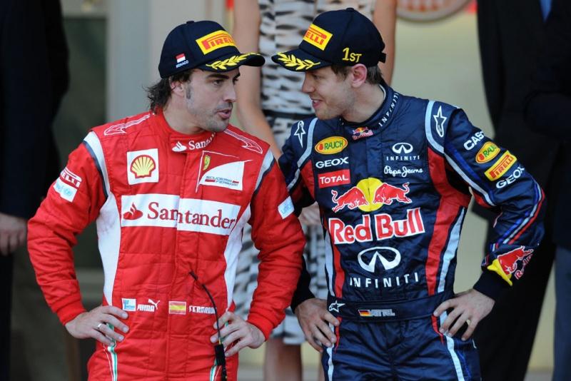 Vettel é o preferido para substituir Alonso na Ferrari