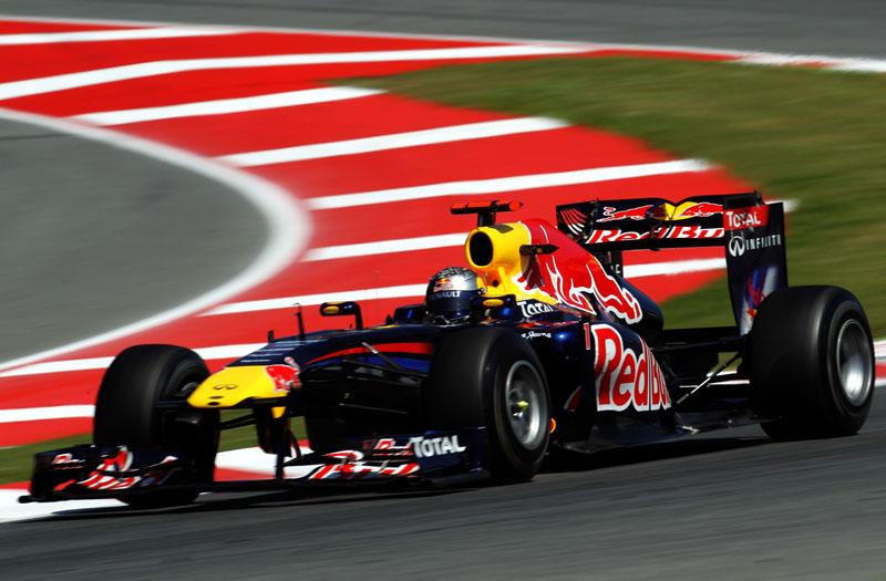 Vettel teve problemas na terceira sessão de livres e na classificação