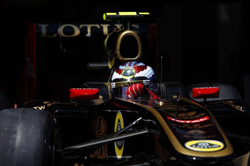 Petrov larga em sexto na Espanha