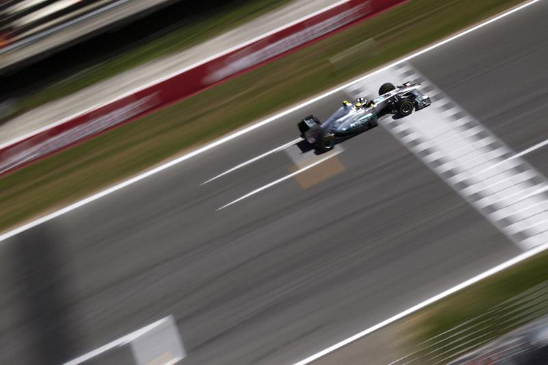 Rosberg espera melhorar o quinto lugar na Turquia